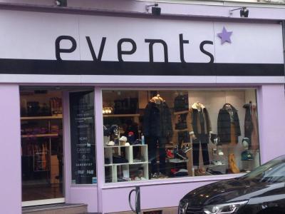 Events - Vêtements femme - Angers