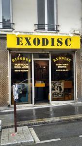 Exodisc - Disquaire - Paris