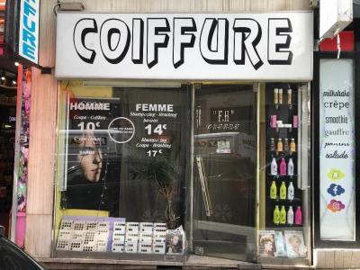 F H Sarl - Coiffeur - Paris