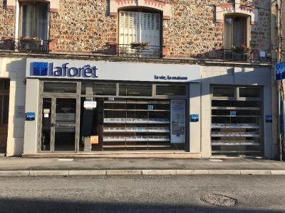 F . Immo Laforêt - Agence immobilière - Palaiseau