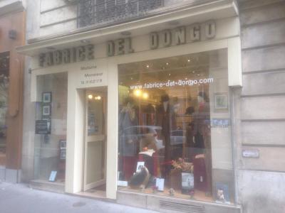 Fabrice Del Dongo - Vêtements homme - Paris