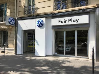 Fair-play Automobiles - Automobiles d'occasion - Paris