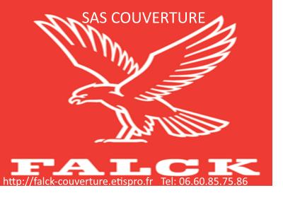 Falck Couverture SAS - Entreprise de couverture - Meaux