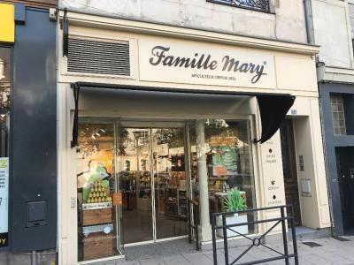 Famille Mary - Produits diététiques et naturels - Angers