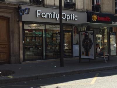 Family Optic - Opticien - Paris
