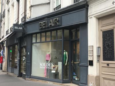 Belair - Vêtements femme - Paris