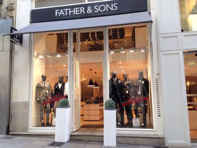 Father & Sons - Vêtements homme - Nantes