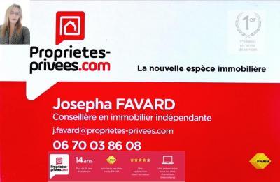 Favard Josepha - proprietes-privees.com Mandataire - Mandataire immobilier - Brive-la-Gaillarde