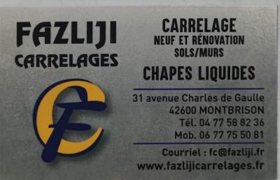 Fazjili Carrelages - Vente de carrelages et dallages - Montbrison