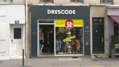 Drescode - Vêtements homme - Paris
