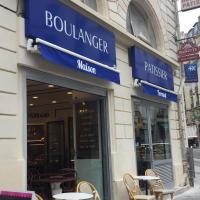Boulangerie Ferrand - PARIS