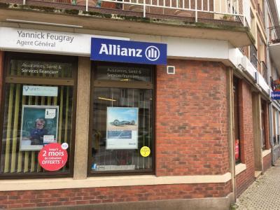 Allianz - Société d'assurance - Saint-Valery-en-Caux
