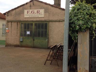 FGR Ferronnerie Gilles Risso - Entreprise de menuiserie - Sainte-Maxime