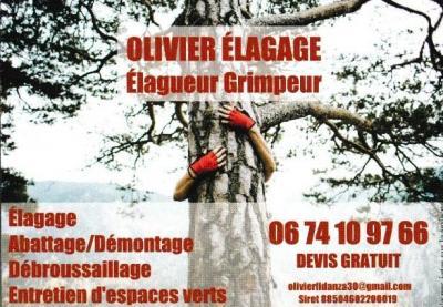Olivier Élagage - Paysagiste - Nîmes