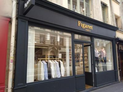 Alain Figaret - Vêtements homme - Paris