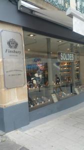Finsbury - Chaussures - Vannes