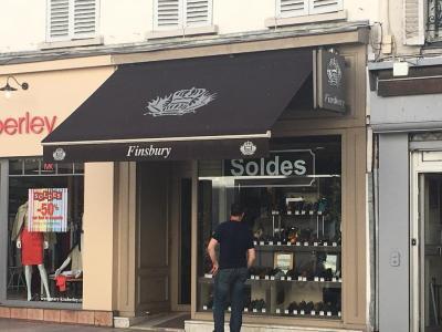 Finsbury - Chaussures - Vincennes