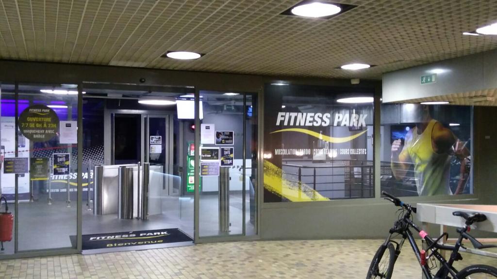 Fitness Park Alesia Paris Clubs De Sport Adresse