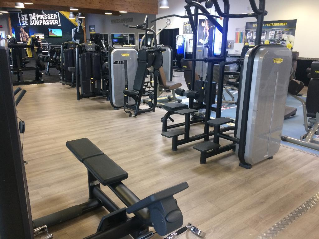 Fitness Park Colmar Clubs De Sport Adresse Avis
