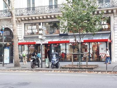 Five Guys - Restauration rapide - Paris