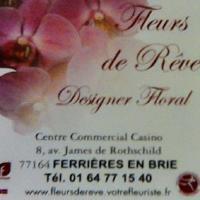 Fleurs De Rêve - FERRIÈRES EN BRIE