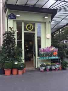 Floranges. - Fleuriste - Paris