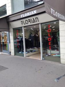 Florian - Vêtements homme - Paris