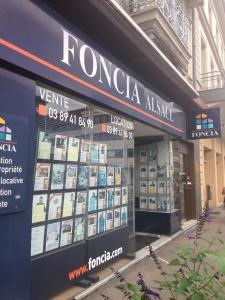 FONCIA Alsace - Agence immobilière - Colmar