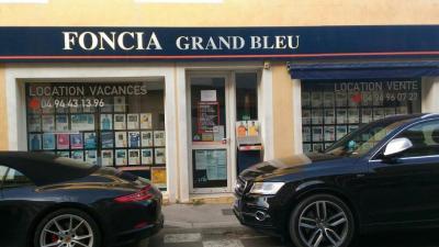 Foncia Grand Bleu SARL - Agence immobilière - Sainte-Maxime
