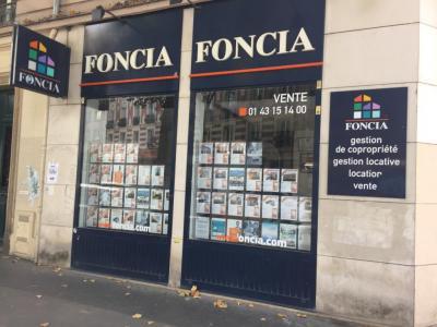 Foncia Transaction Location Paris Rive Droite - Agence immobilière - Paris