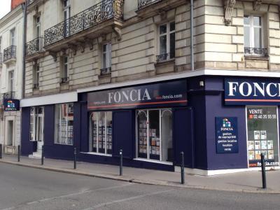 Foncia - Agence immobilière - Nantes