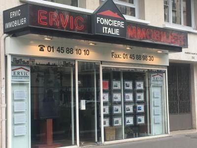 Foncière Italie - Agence immobilière - Paris