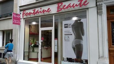 Fontaine Beauté - Bronzage UVA - Paris