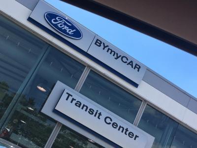 FORD BYmyCAR Lyon Sud - Garage automobile - Vénissieux