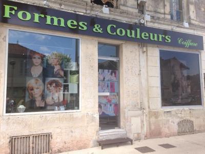 Formes Et Couleurs - Coiffeur - Saintes