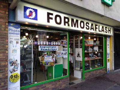 Formosaflash - Développement et tirage photo - Paris