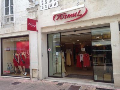 Formul' - Vêtements femme - Saintes