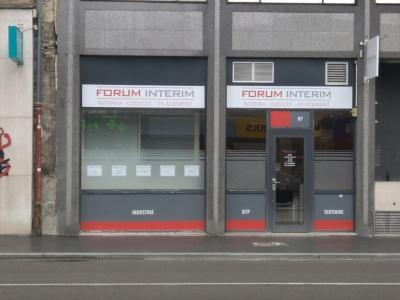 Forum Interim - Agence d'intérim - Lyon