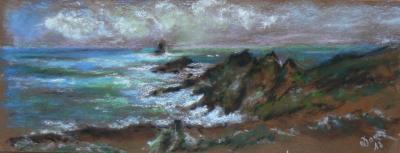 Fourrier Dominique - Artiste peintre - Angers