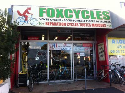 Foxcycles - Vente et réparation de vélos et cycles - Arcachon