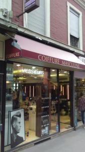 FPH Coiffure Masculine - Coiffeur - Paris