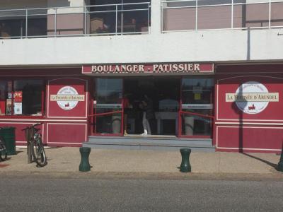 Charrette - Boulangerie pâtisserie - Les Sables-d'Olonne