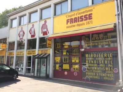 Fraisse Miroitier - Miroiterie - Angoulême