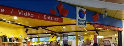 France Loisirs - Librairie - Rennes