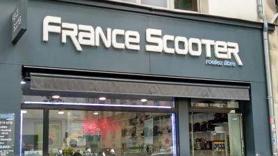 France Scooter Ternes - Agent concessionnaire motos et scooters - Paris