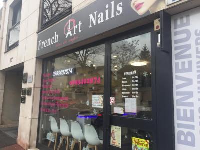 French Art Nails - Manucure - Saint-Maur-des-Fossés
