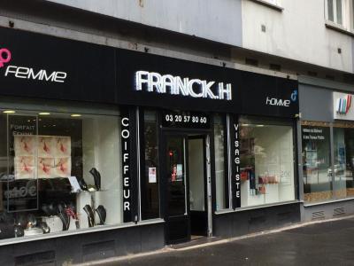 Franck H - Coiffeur - Lille