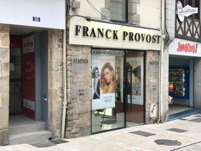 Franck Provost - Coiffeur - Auray