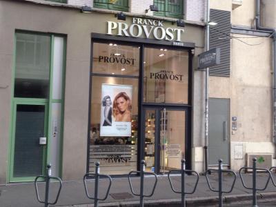 Franck Provost - Coiffeur - Lille