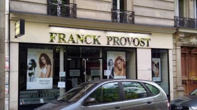 Franck Provost - Coiffeur - Paris